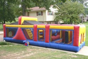 30 Ft. Obstacale Course