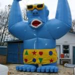 22' Blue Gorilla