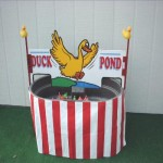 Midway Game  Duck Pond