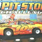 Pit Stop Challenge Nascar Game