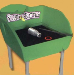 Midway Game  Stand-A-Bottle