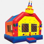 15x15 Birthday Cake Bounce