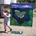 Midway Game Golf Chipping Challenge