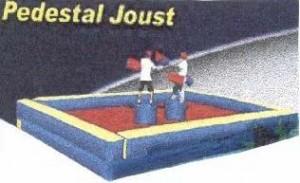 Pedestal Joust