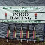 Pogo Stick Race