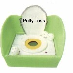Midway Game  Potty Toss